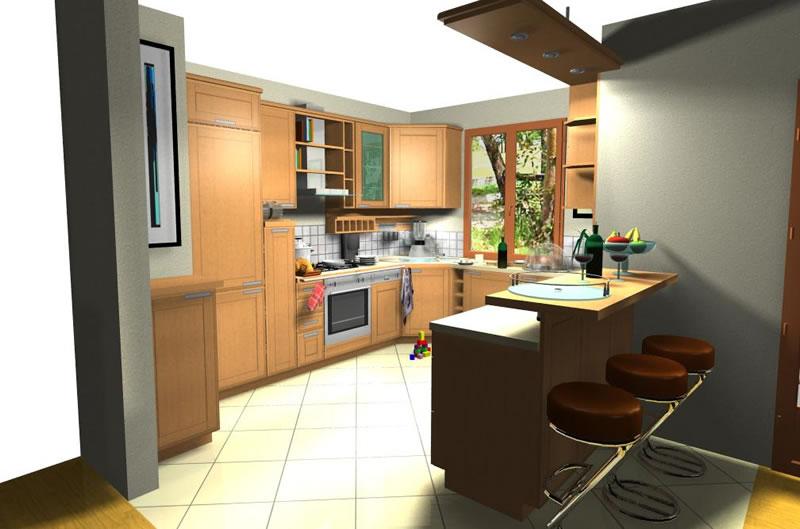 KitchenDraw: Mutfak, Banyo ve Mobilya; Tasarım, Çizim, İmalat, Keşif ve Metraj Programı